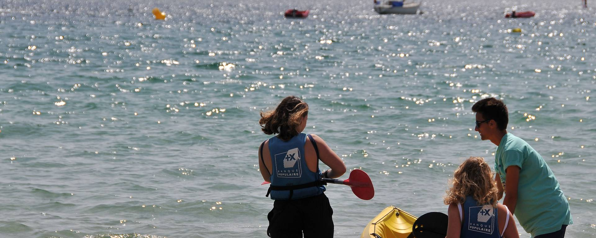 Départ de plage et conseils personnalisés