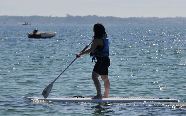 Balade en Stand Up Paddle