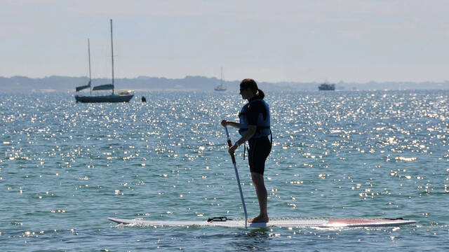 Programme Stand Up Paddle