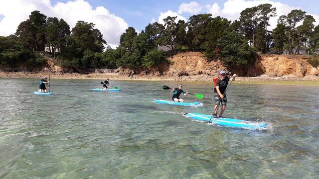 Les Stand Up Paddle