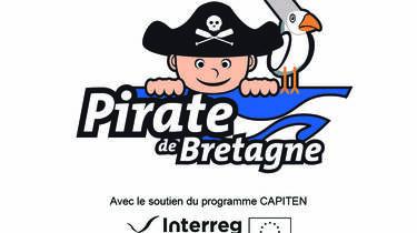 Logo Pirate de Bretagne programme Capiten