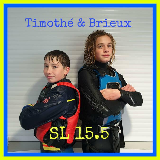 Timothé et Brieux